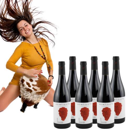 Veintisiete, el vino de la eterna juventud